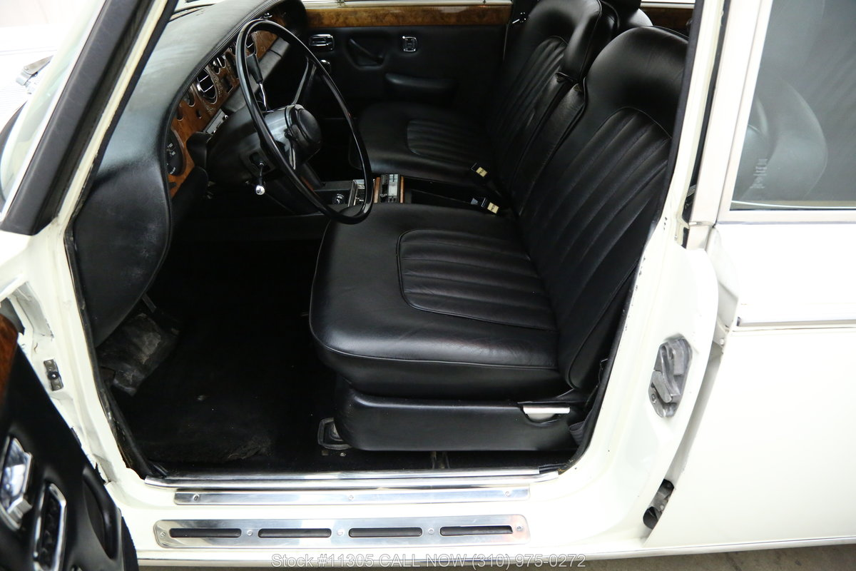 1976 Rolls Royce Silver Shadow Left-Hand Drive For Sale (picture 4 of 6)