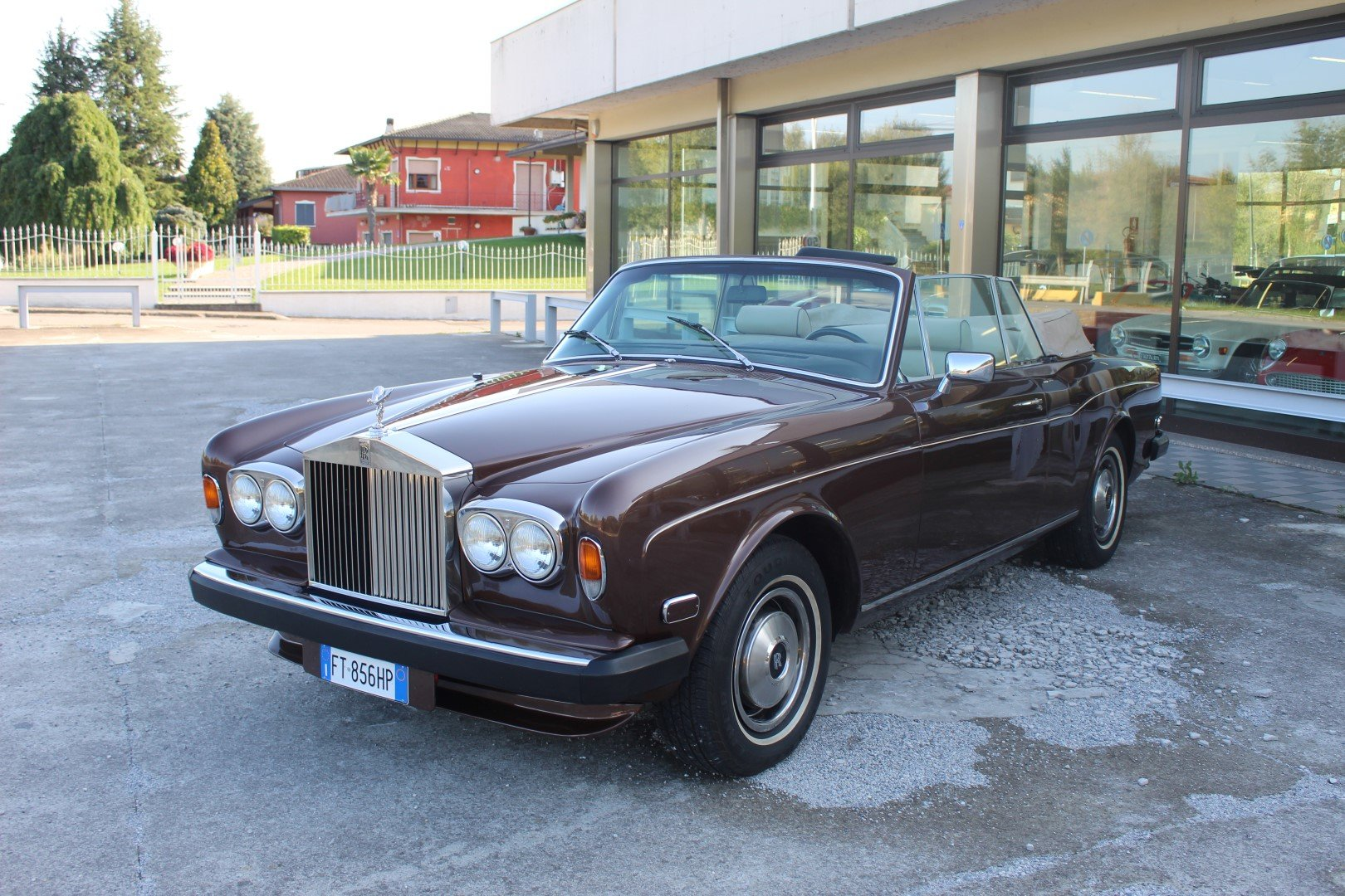 1977 Rolls royce corniche ii convertible lhd european For Sale (picture 2 of 6)