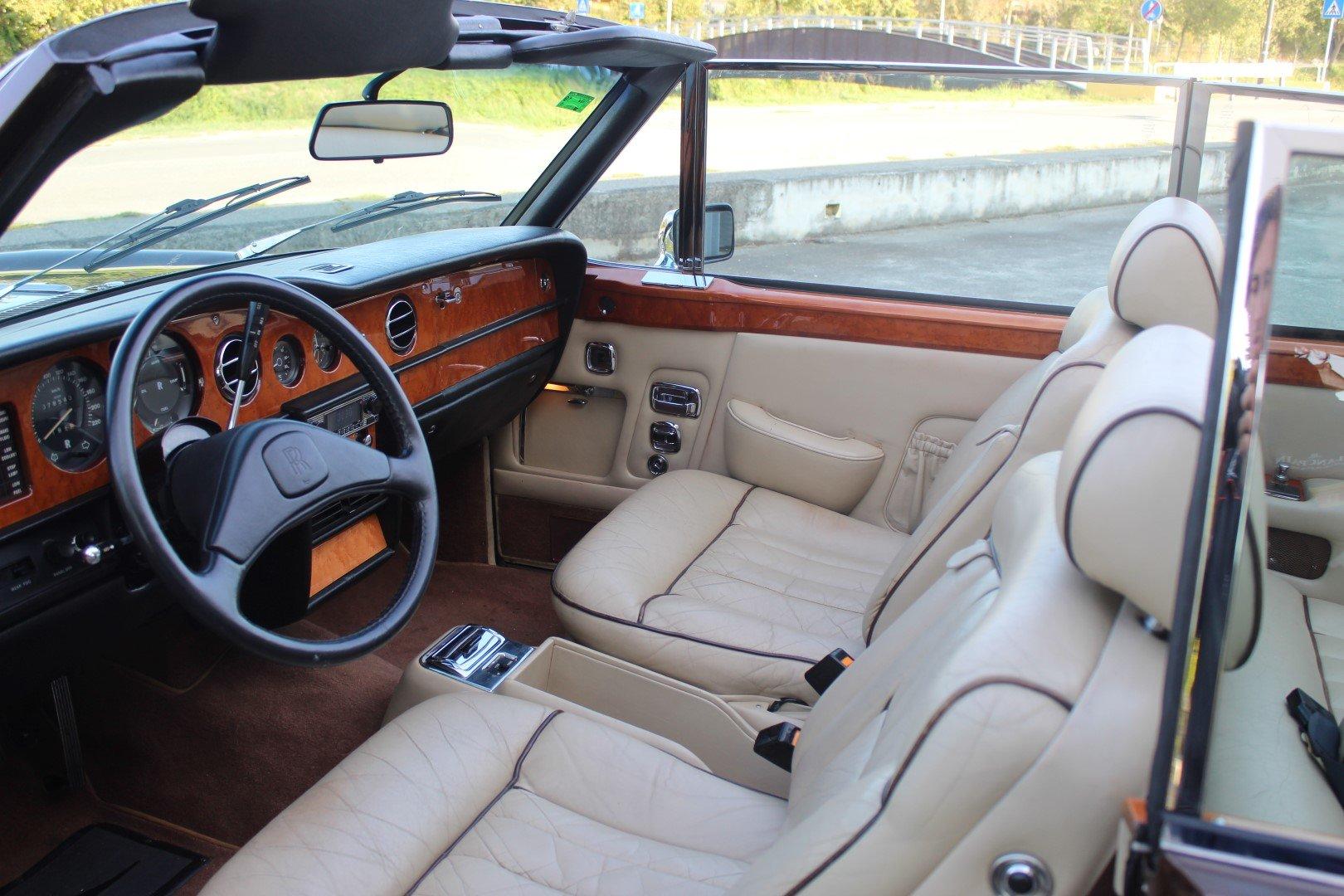 1977 Rolls royce corniche ii convertible lhd european For Sale (picture 4 of 6)