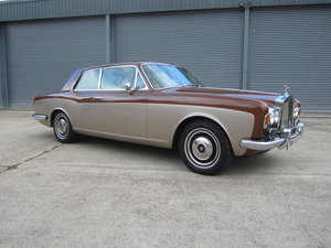 1973 Rolls Royce Corniche FHC For Sale