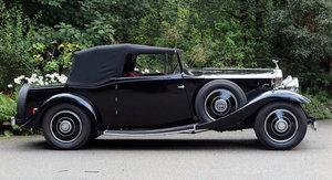 1937  Rolls-Royce 25/30 3 Position Drophead Coupe GRM39