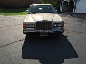 1989 Rolls-Royce Silver Spur (Suffield, CT) $44,900 obo  You