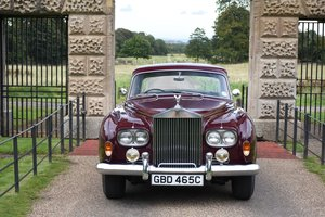 1963 Rolls Royce Silver Cloud 111 by James Young For Sale