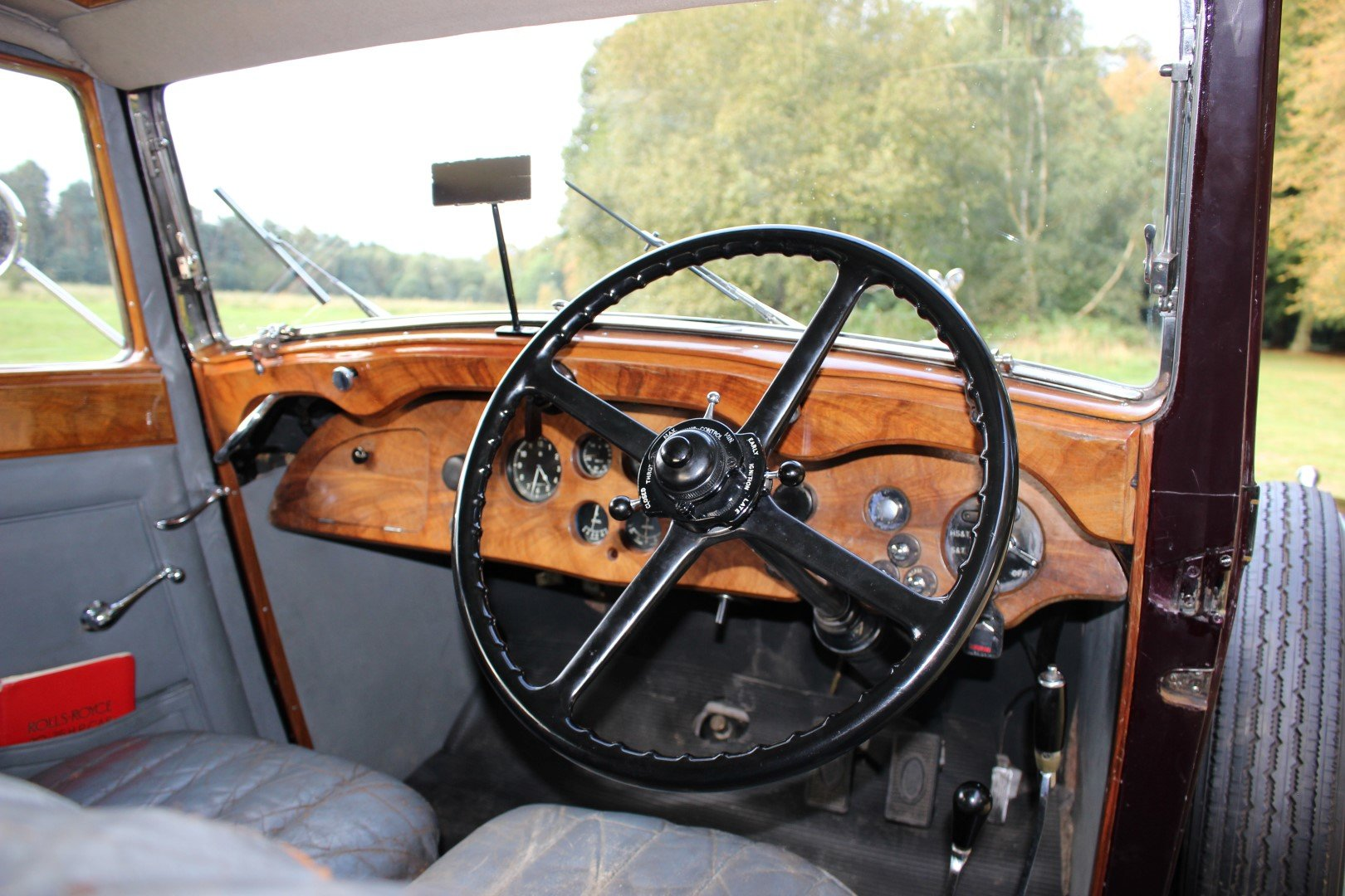 Rolls-Royce 20/25 Hooper Sports Saloon 1935 Thousands Spent For Sale (picture 4 of 6)