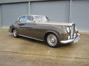 1961 Rolls Royce Silver Cloud II For Sale