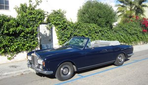 Picture of 1970 Silver Shadow Corniche A1 DHC  For Sale