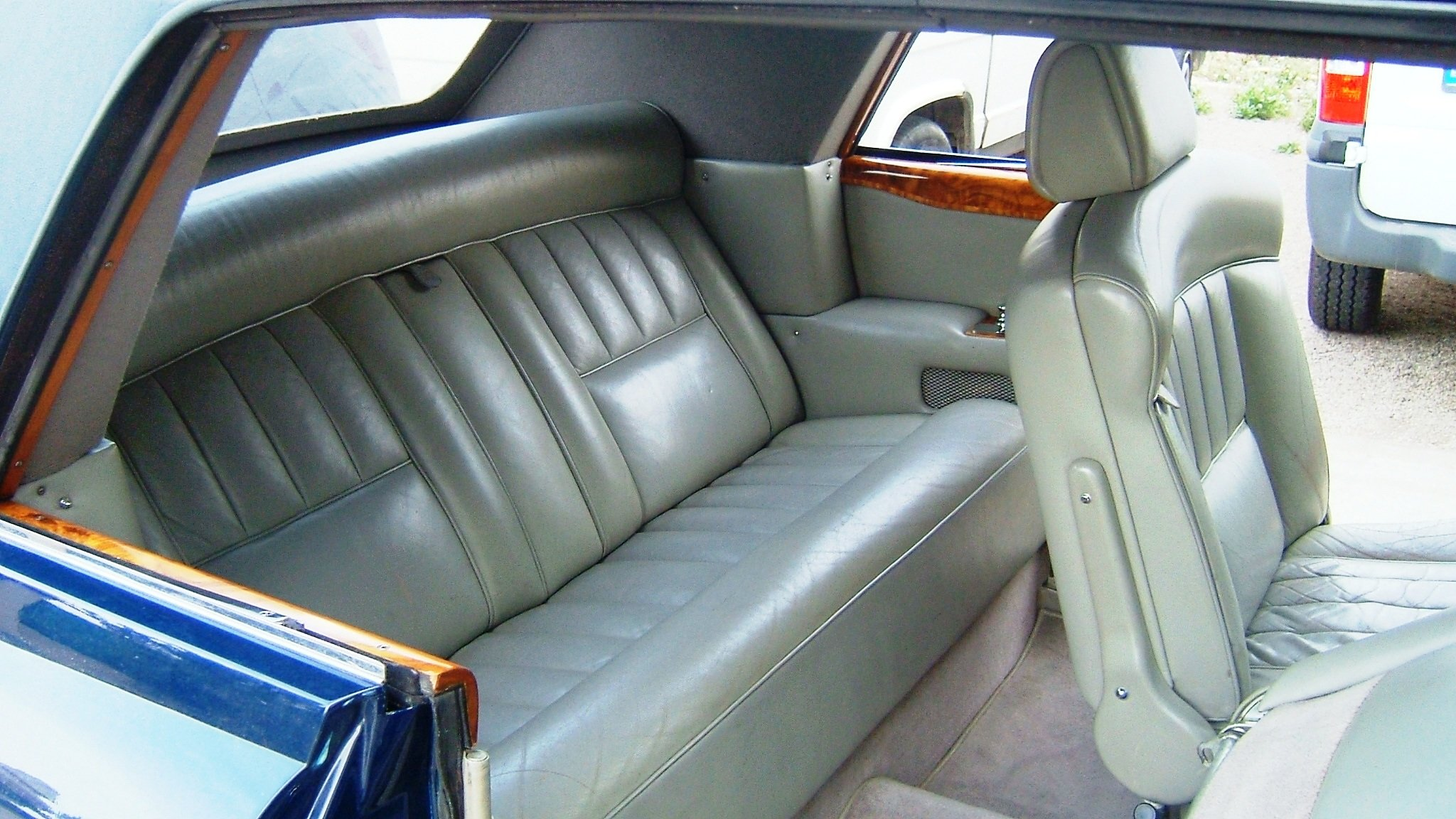 1970 Silver Shadow I Drop Head Coupe For Sale (picture 4 of 5)