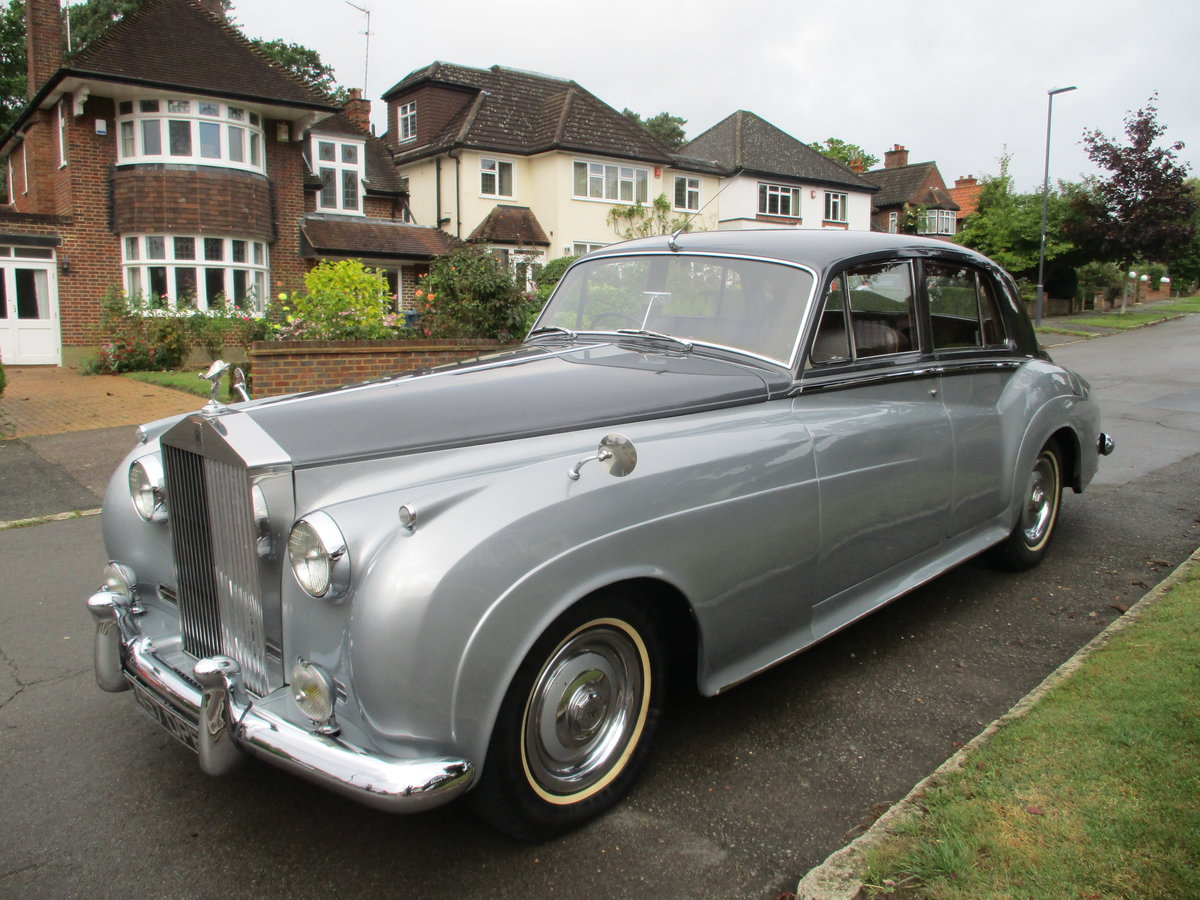 ROLLS ROYCE SILVER CLOUD 1 1958  Auto/PAS STUNNING For Sale (picture 1 of 24)