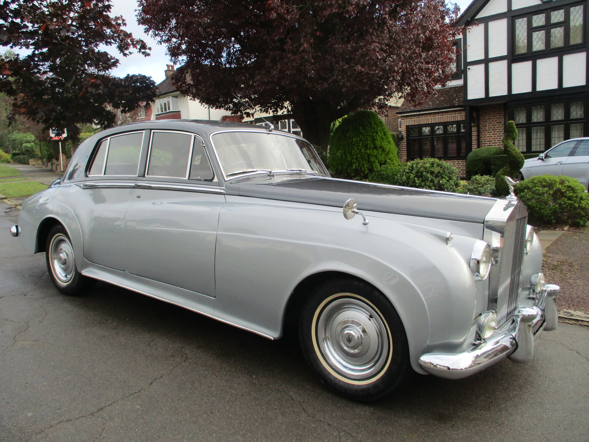 ROLLS ROYCE SILVER CLOUD 1 1958  Auto/PAS STUNNING For Sale (picture 2 of 24)