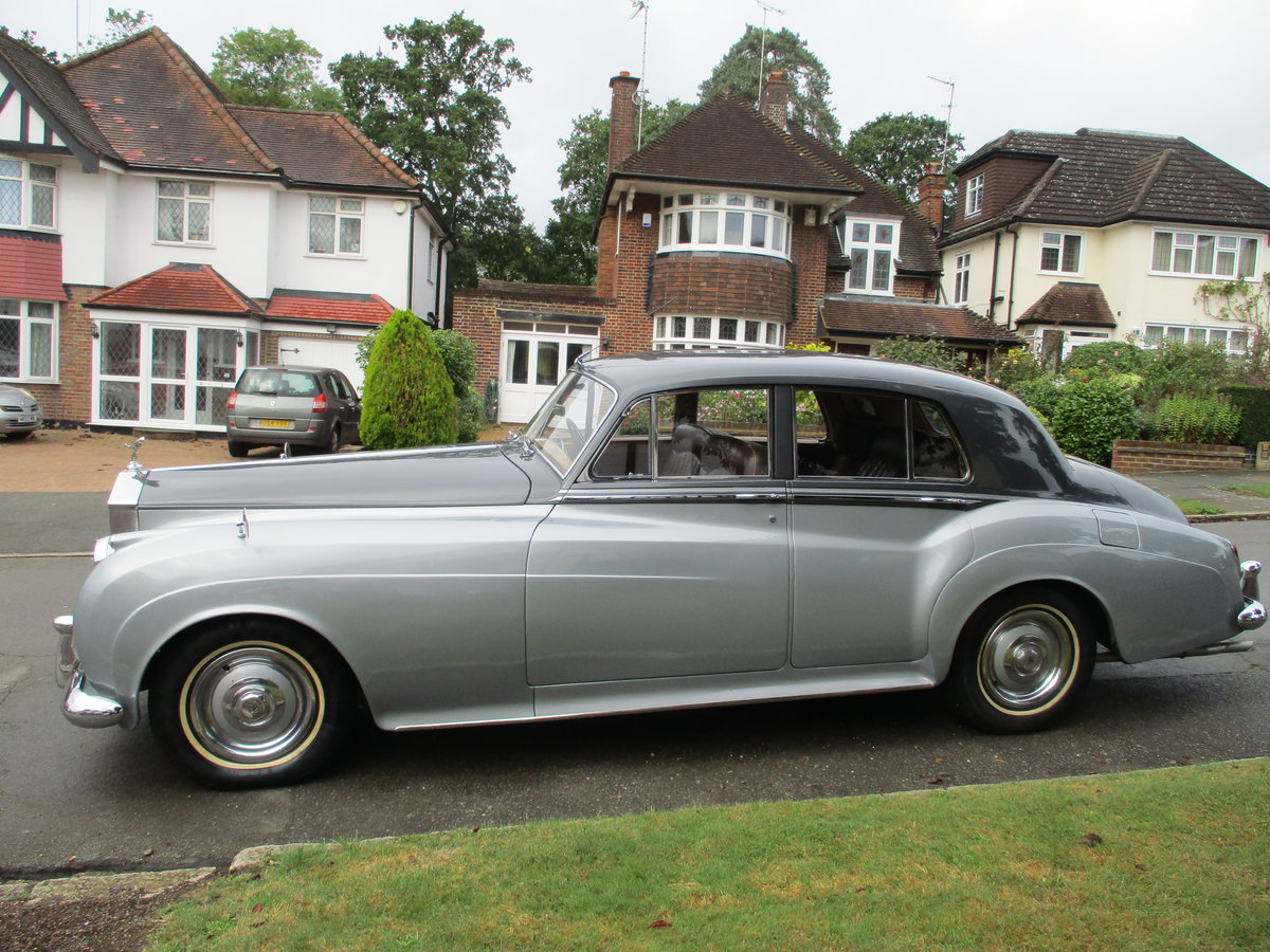 ROLLS ROYCE SILVER CLOUD 1 1958  Auto/PAS STUNNING For Sale (picture 3 of 24)