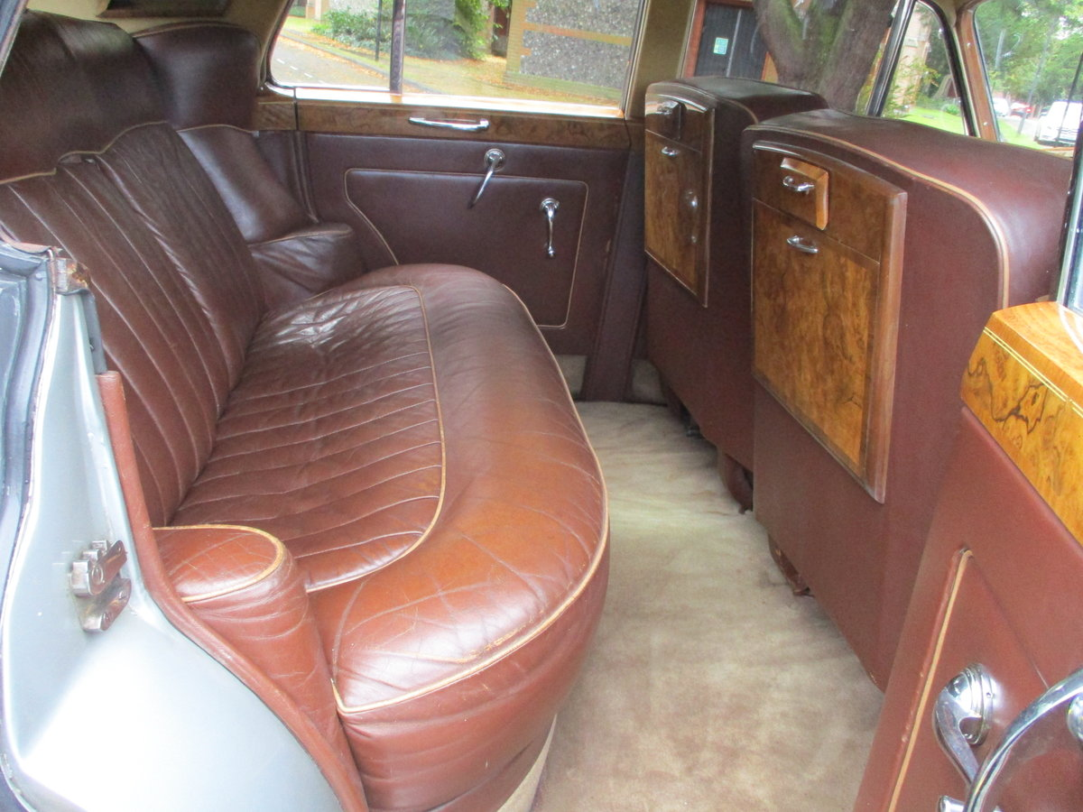 ROLLS ROYCE SILVER CLOUD 1 1958  Auto/PAS STUNNING For Sale (picture 5 of 24)
