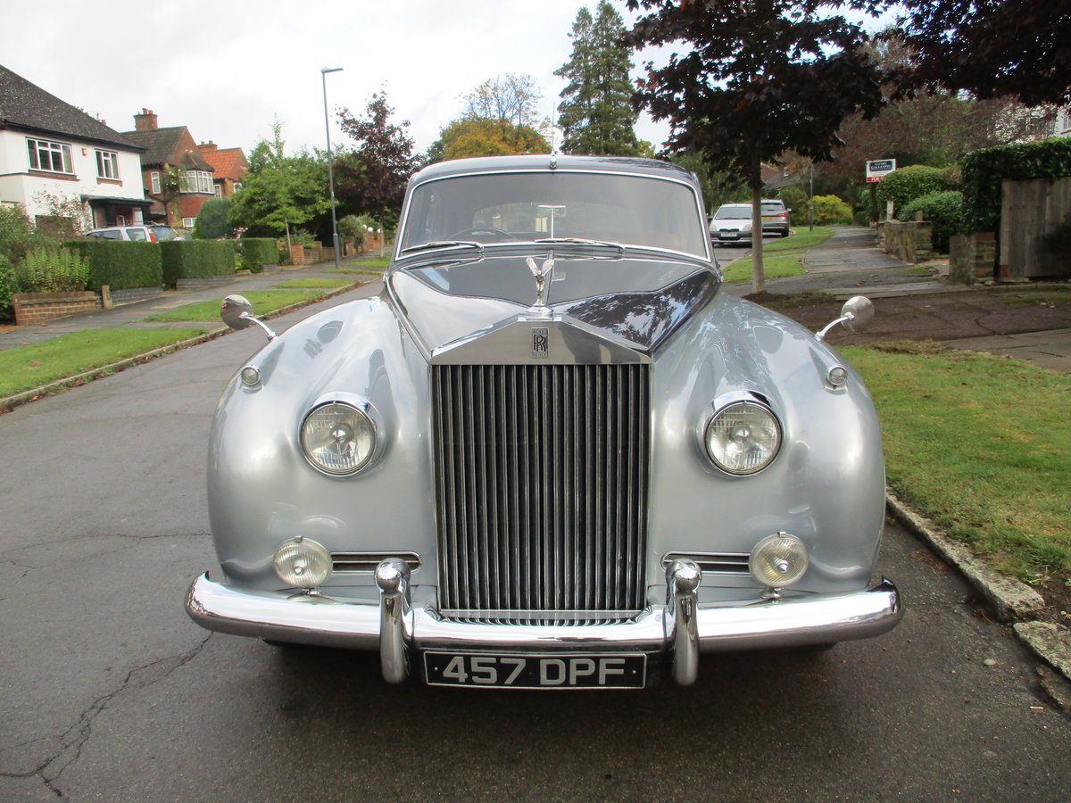 ROLLS ROYCE SILVER CLOUD 1 1958  Auto/PAS STUNNING For Sale (picture 8 of 24)