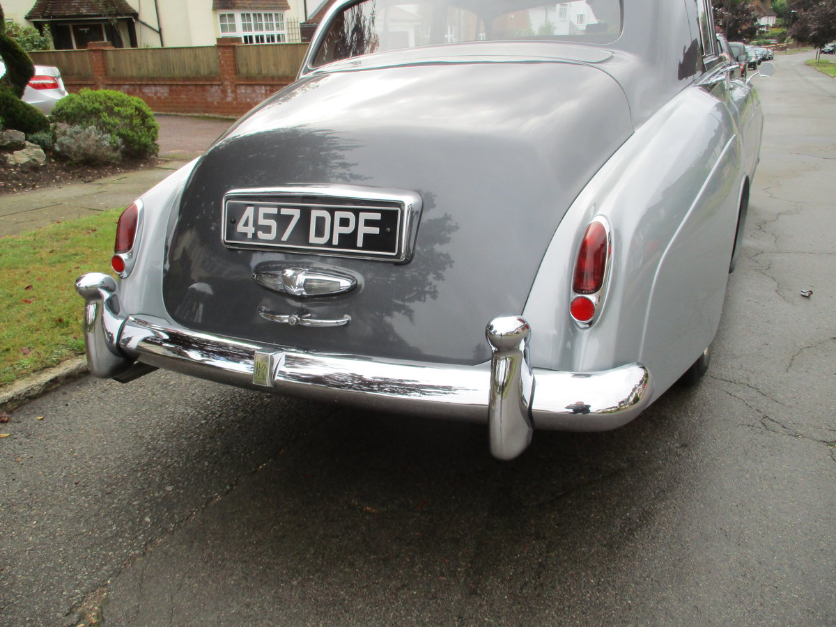 ROLLS ROYCE SILVER CLOUD 1 1958  Auto/PAS STUNNING For Sale (picture 14 of 24)