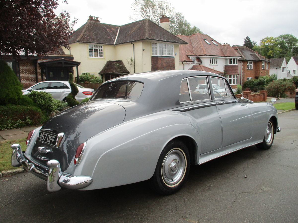 ROLLS ROYCE SILVER CLOUD 1 1958  Auto/PAS STUNNING For Sale (picture 16 of 24)