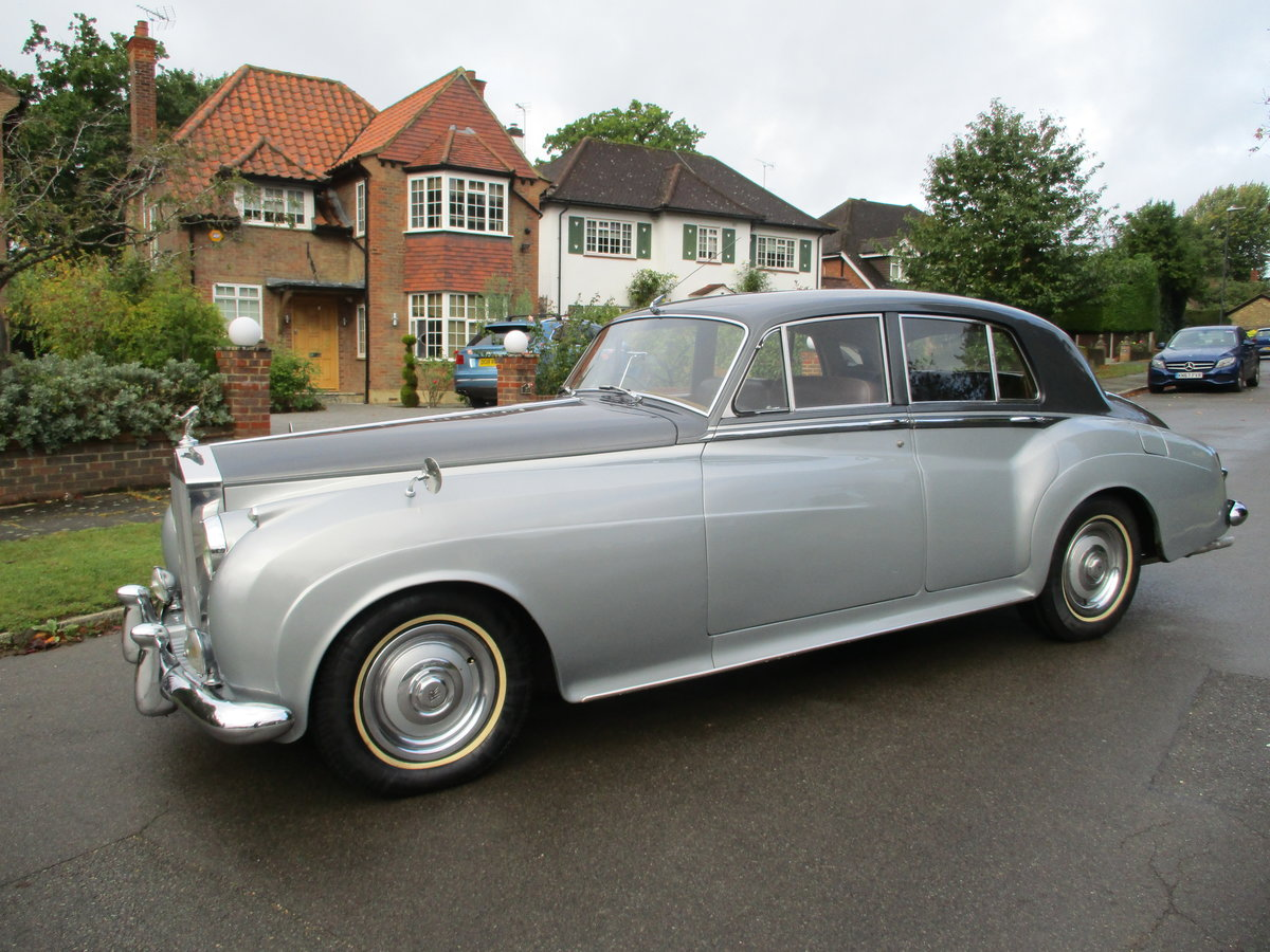 ROLLS ROYCE SILVER CLOUD 1 1958  Auto/PAS STUNNING For Sale (picture 18 of 24)