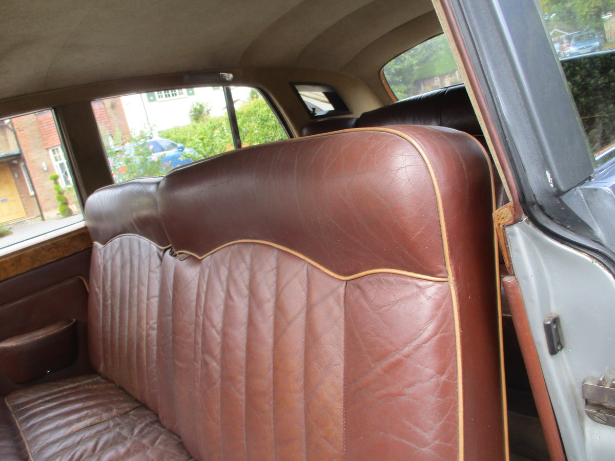 ROLLS ROYCE SILVER CLOUD 1 1958  Auto/PAS STUNNING For Sale (picture 21 of 24)