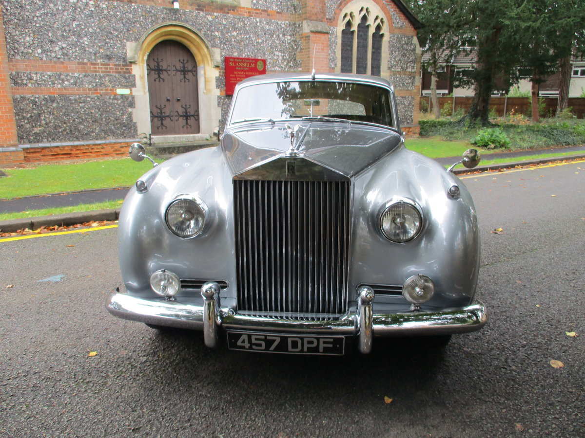 ROLLS ROYCE SILVER CLOUD 1 1958  Auto/PAS STUNNING For Sale (picture 23 of 24)