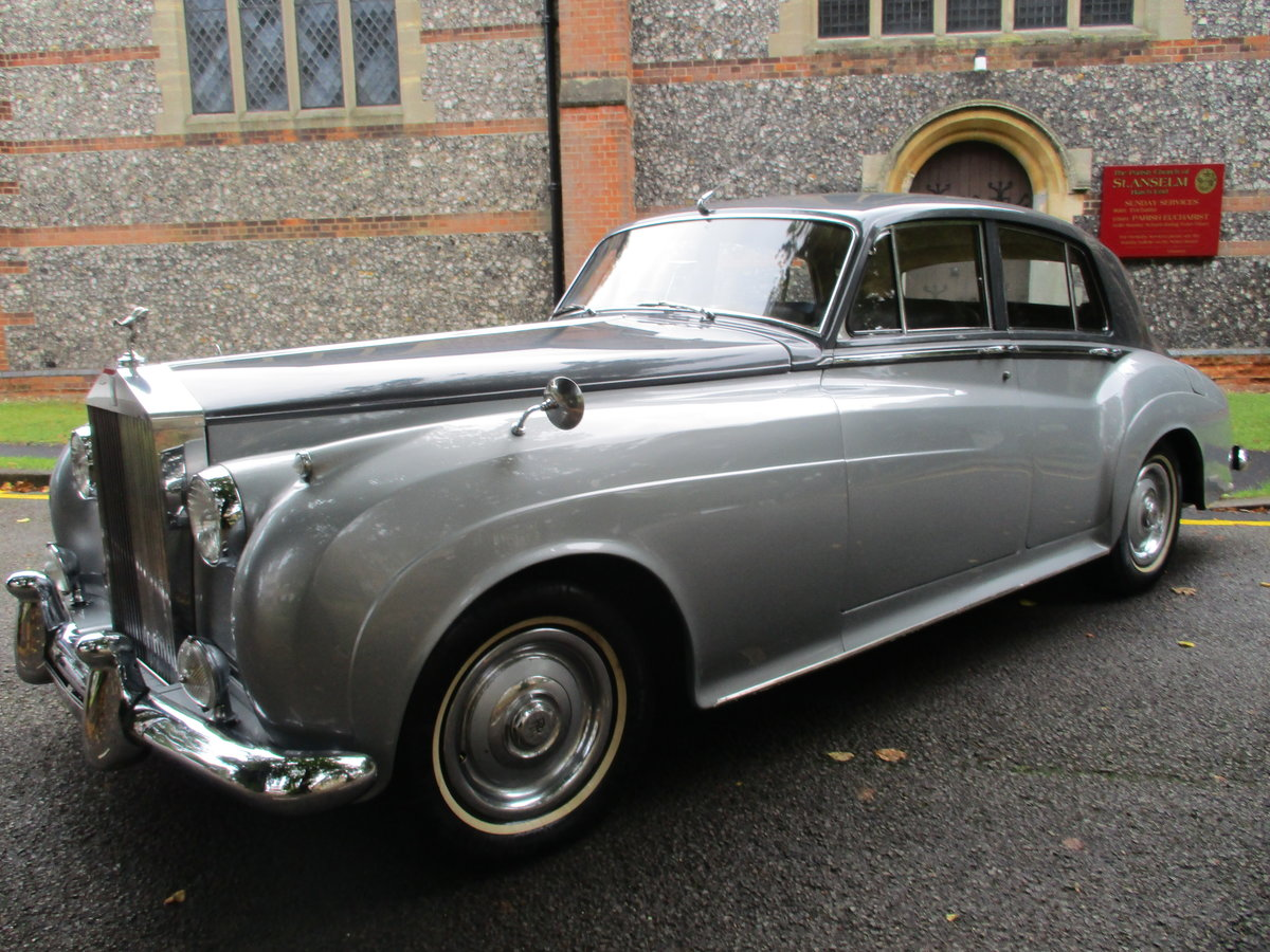 ROLLS ROYCE SILVER CLOUD 1 1958  Auto/PAS STUNNING For Sale (picture 24 of 24)