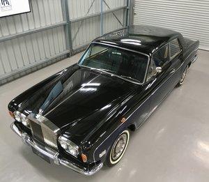 1966 Rolls Royce Mulliner Park Ward FHC