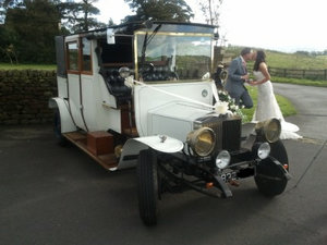 1981 EDWARDIAN STYLE ROLLS ROYCE REPLICA - REDUCED For Sale