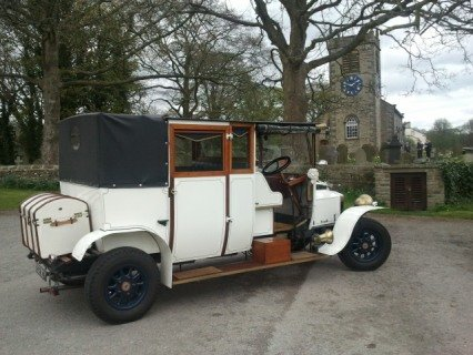 1981 EDWARDIAN STYLE ROLLS ROYCE REPLICA - REDUCED For Sale (picture 3 of 6)