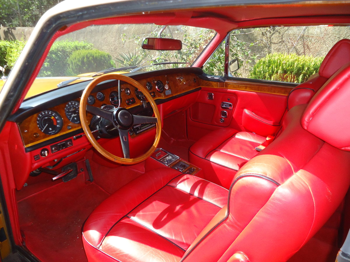 1970 Rolls Royce Corniche Coupe ldh For Sale (picture 3 of 6)