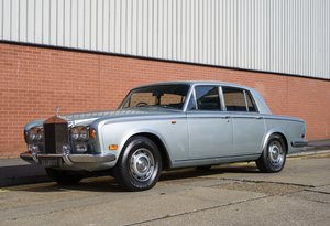 1975 Rolls-Royce Silver Shadow (RHD) For Sale