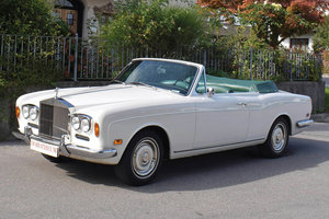 1970 Rolls-Royce Silver Shadow Drophead Coupé For Sale by Auction