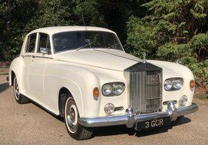 1963 ROLLS ROYCE SILVER CLOUD III For Sale