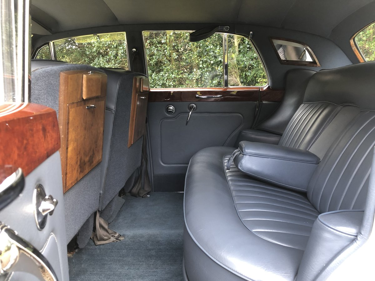 1963 ROLLS ROYCE SILVER CLOUD III For Sale (picture 6 of 6)