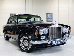 1976 ROLLS ROYCE SILVER SHADOW 1 - ROYAL GARNET - STUNNING SOLD