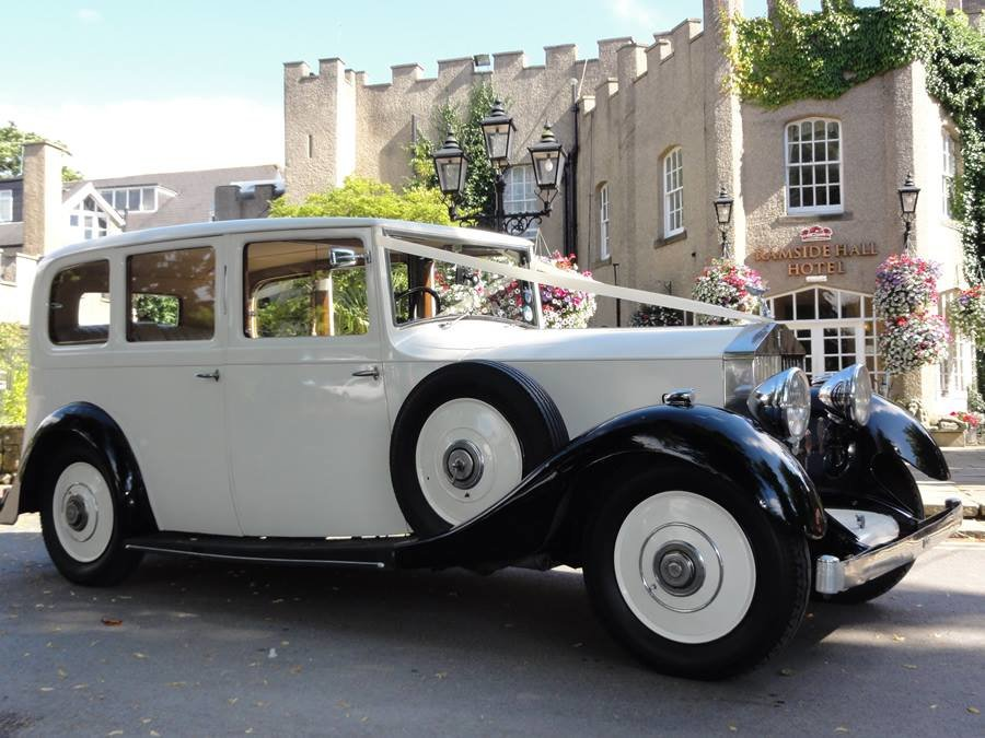 1935 Rolls Royce 20 25 For Sale (picture 1 of 6)