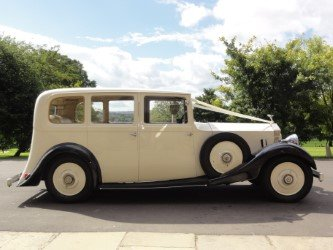 1935 Rolls Royce 20 25 For Sale (picture 3 of 6)