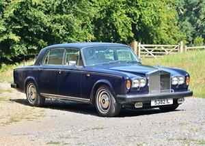 1980 Rolls-Royce Silver Wraith II For Sale