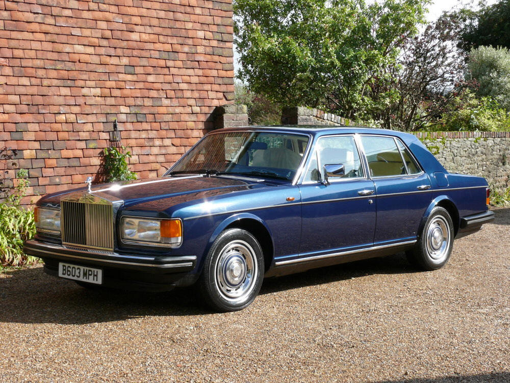 1985 Rolls Royce Silver Spirit For Sale (picture 1 of 6)