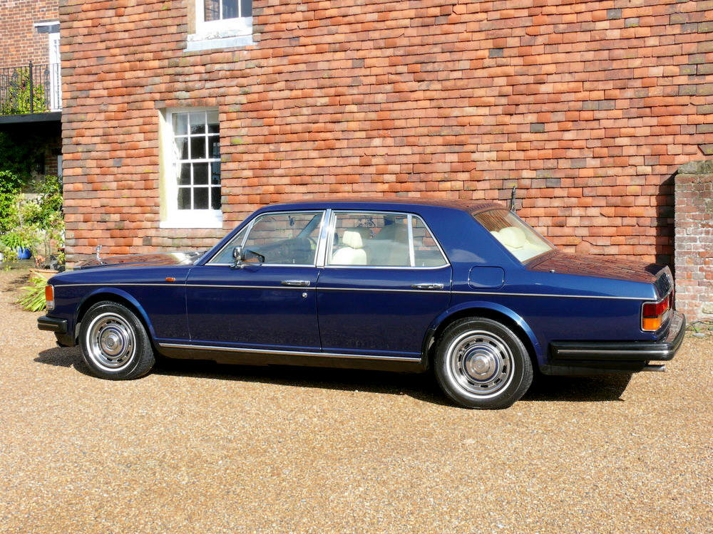 1985 Rolls Royce Silver Spirit For Sale (picture 2 of 6)