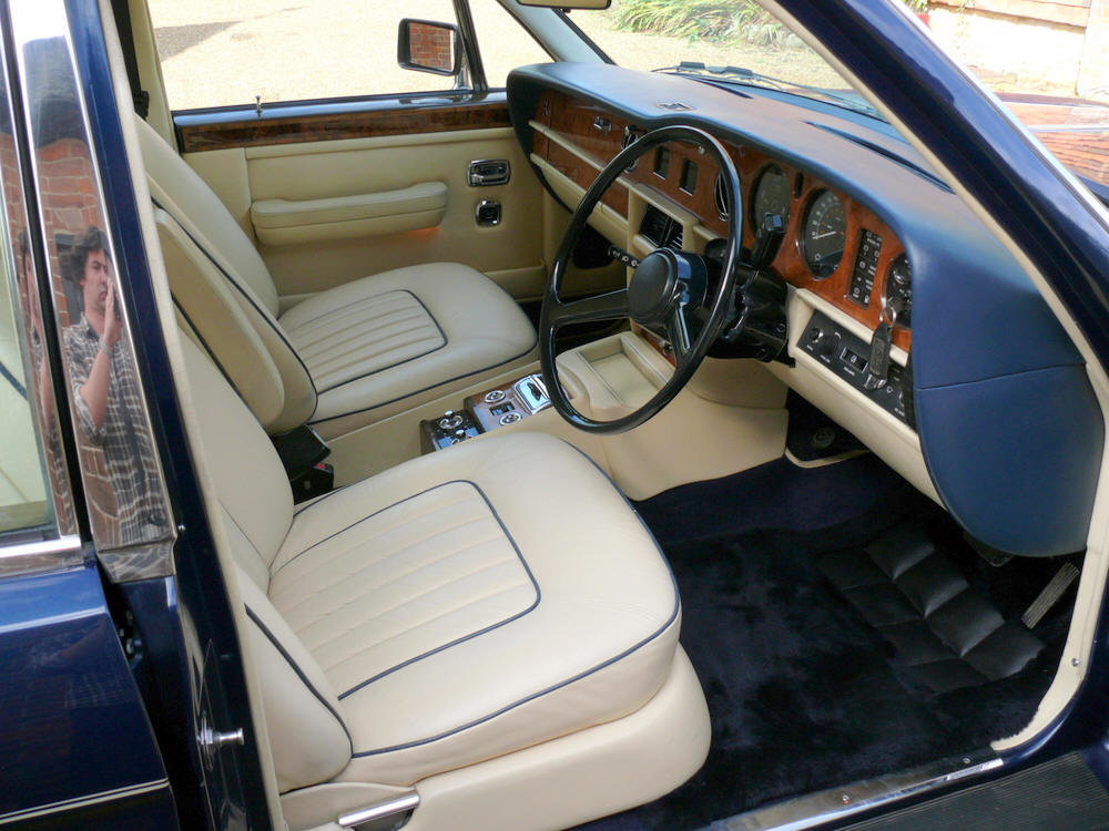 1985 Rolls Royce Silver Spirit For Sale (picture 5 of 6)