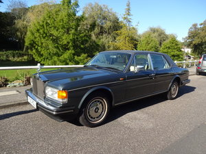1989/90 Rolls-Royce Silver Spirit II For Sale