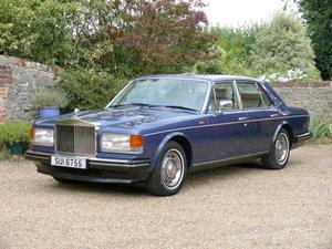 1988 Rolls-Royce Silver Spirit