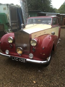 1950 Rolls Royce Silver Wraith  For Sale