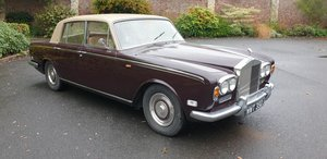 **NOVEMBER AUCTION** 1971 Rolls Royce Silver Shadow For Sale by Auction