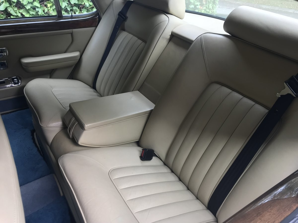 1986 ROLLS ROYCE SILVER SPIRIT For Sale (picture 6 of 6)