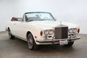 1972 Rolls-Royce Corniche Convertible For Sale