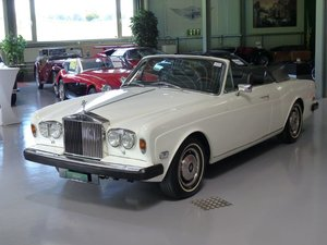 1981 Das einst edelste Cabriolet der Welt in Neuzustand