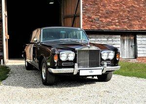 1973 Rolls Royce Shadow