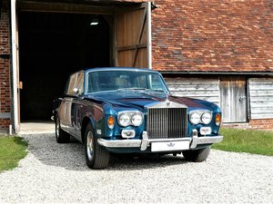 1975 Rolls Royce Shadow 1
