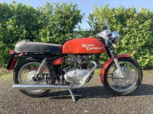 1967 Royal Enfield Continental GT