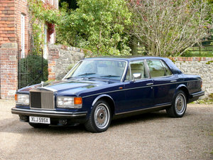 1982 Rolls-Royce Silver Spirit For Sale