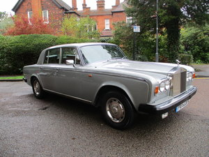 ROLLS ROYCE SILVER SHADOW 2 1977 S REG 70,500 MILES ONLY For Sale