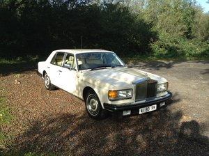 1983 Rolls Royce Silver Spirit Low Mileage